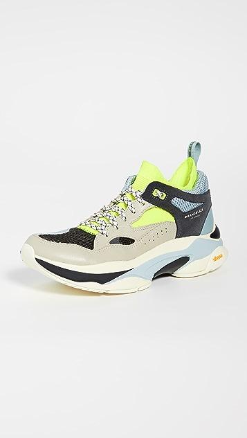 Brandblack Saga Sneakers
