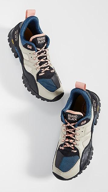 Brandblack Cresta Sneakers