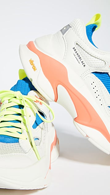Brandblack Saga Ultra Light Vibram Sneakers