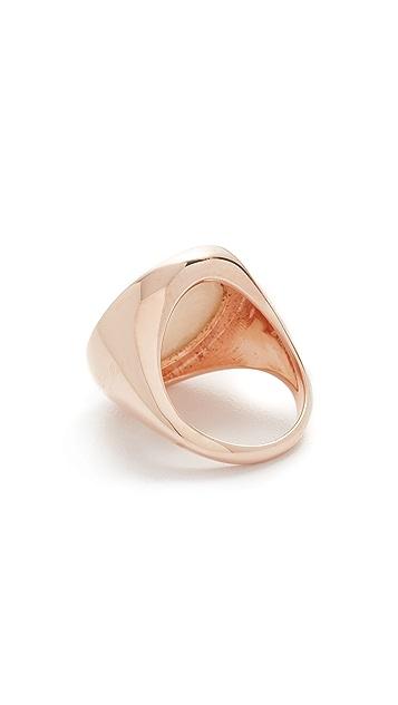 Bronzallure Disc Ring