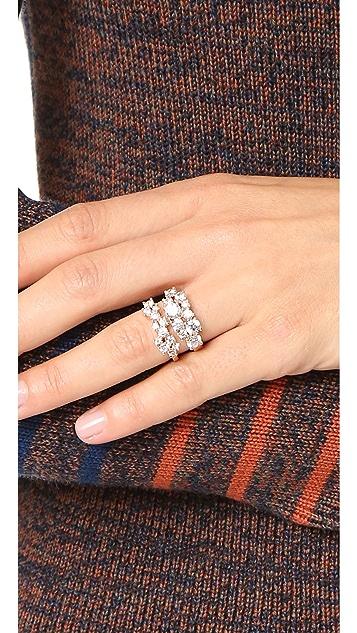 Bronzallure Bouquet Ring