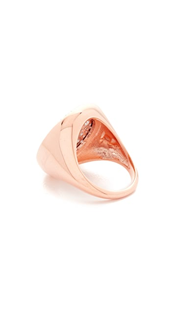Bronzallure Altissima Circle Ring
