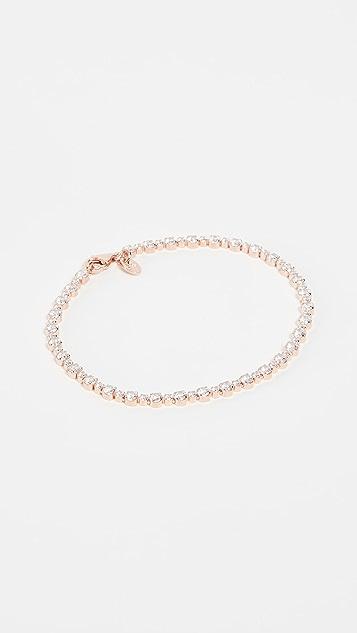 Bronzallure Crystal Bracelet