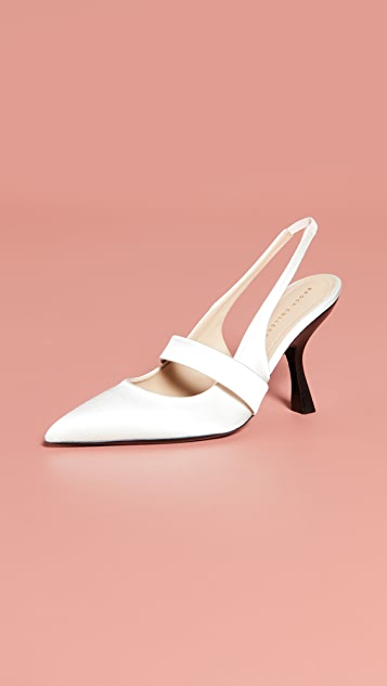 Brock Collection Slingback Pumps