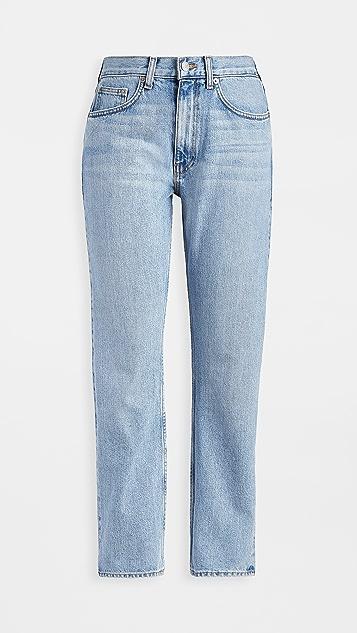 Brock Collection 直脚牛仔裤