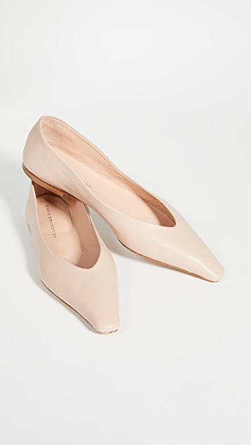 Brock Collection 芭蕾平底鞋