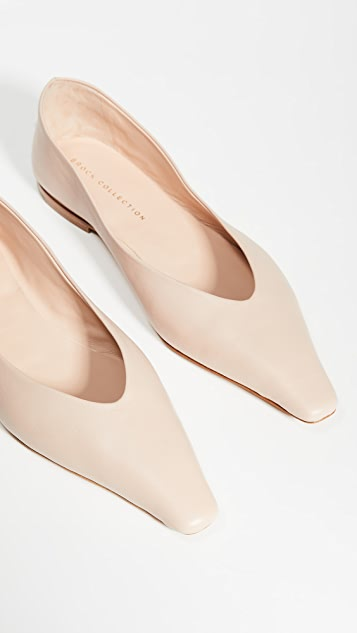 Brock Collection Ballet Flats