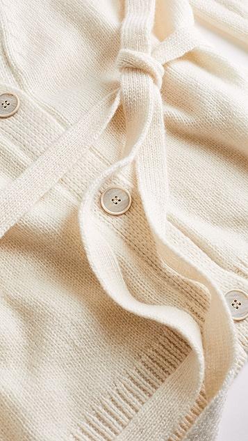 Brock Collection Ladies Cashmere Ottico 针织开司米羊绒上衣