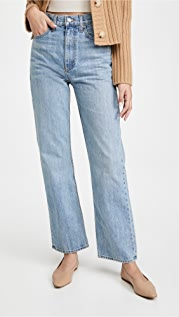Brock Collection Ladies Woven Jeans