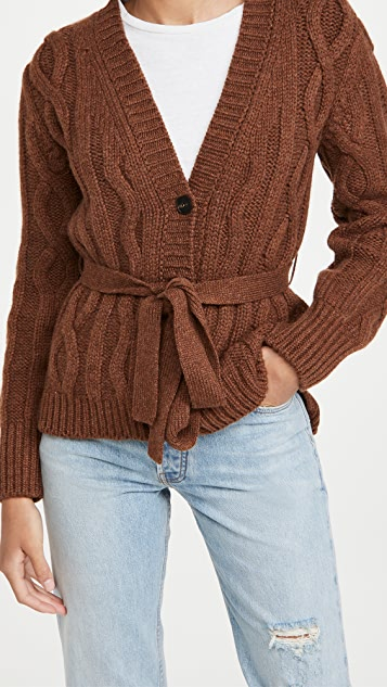 Brock Collection Ladies Replenish Cashmere Sweater