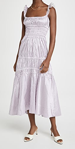 Brock Collection - Abito Prisca Gingham Dress