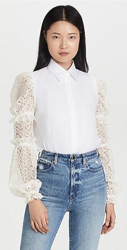 Brock Collection - Tanvi 女式衬衫