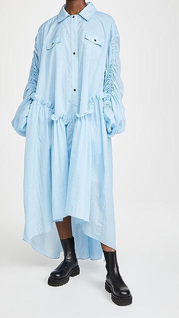 BROGGER Otti Coat Dress