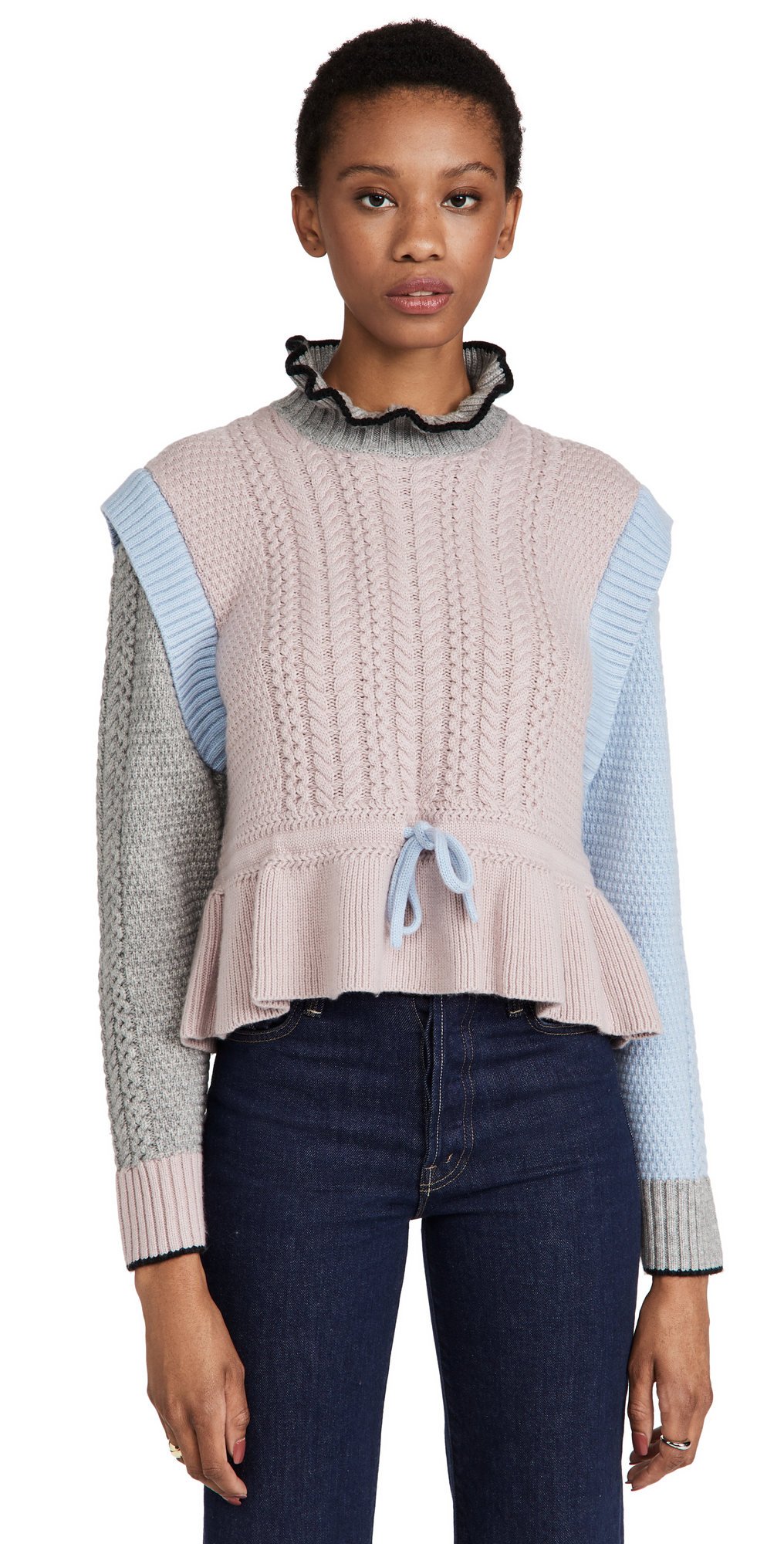 Ingrid Knitted Sweater