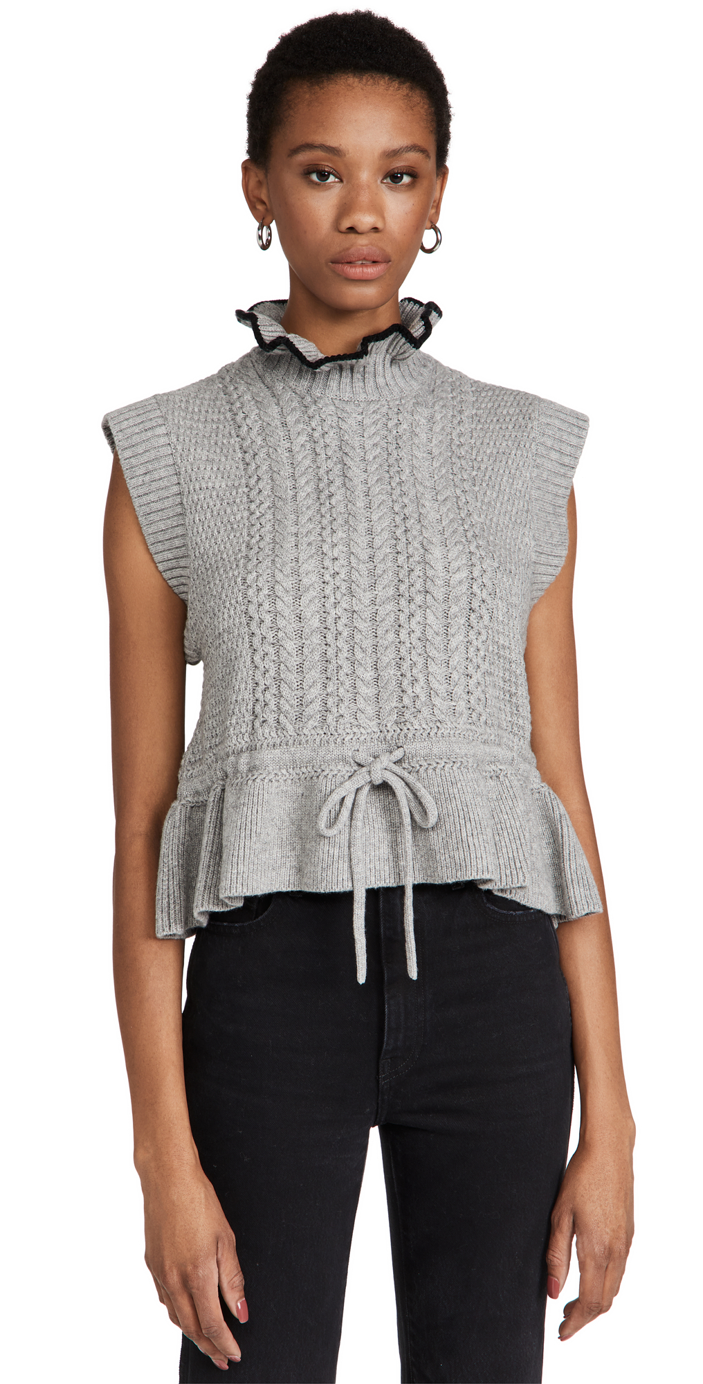 Irma Knitted Vest