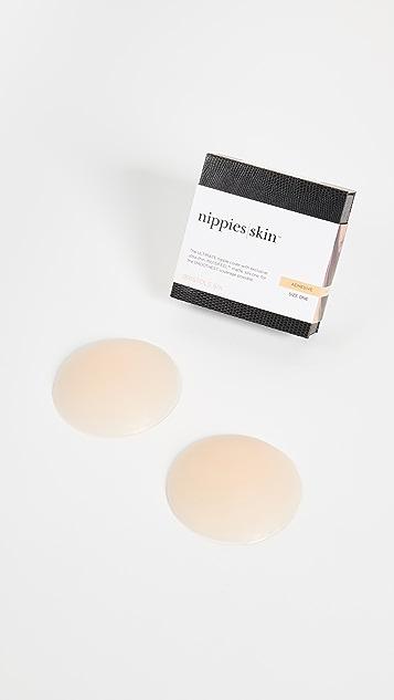 Bristols 6 Nippies Skin Adhesive Covers Size 1