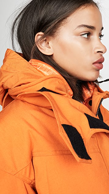 BRUMAL Fireman Down Jacket