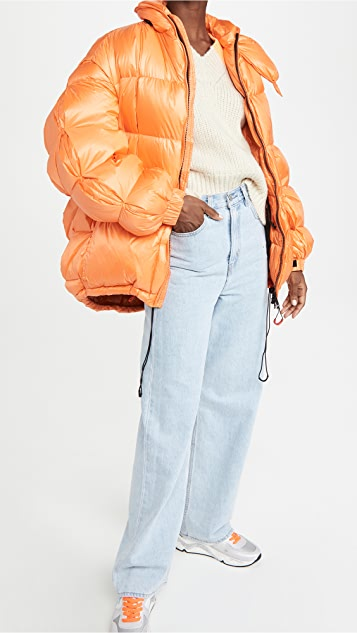 BRUMAL Short Down Jacket