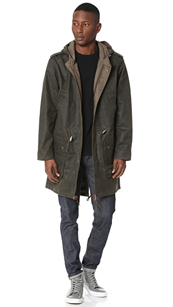 Brixtol Wood Wax Jacket