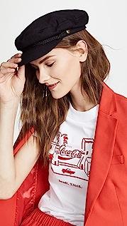 Brixton Fiddler 帽子
