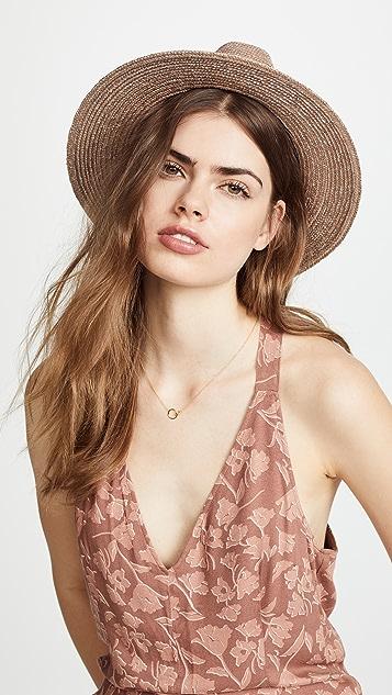 Brixton Lera Fedora Hat