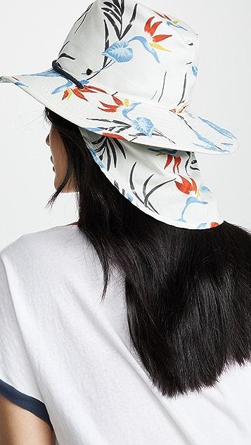 Brixton Louise Fedora Bucket Hat