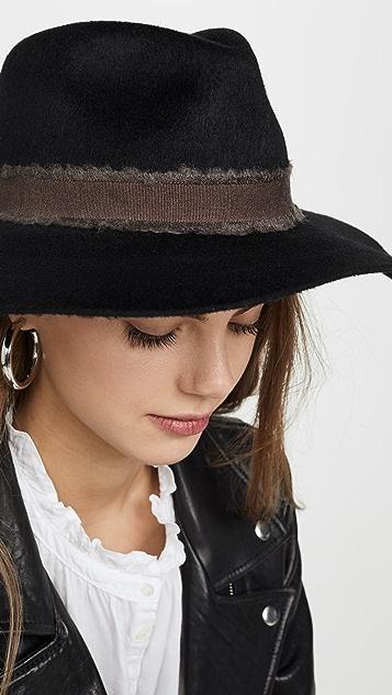 Brixton Elle 费朵拉帽