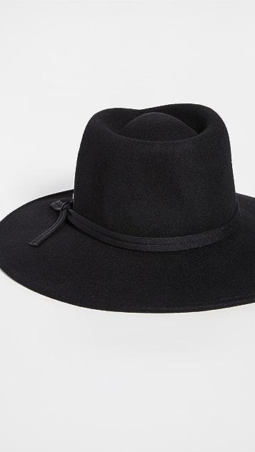 Brixton Joanna 毛毡可折叠帽子