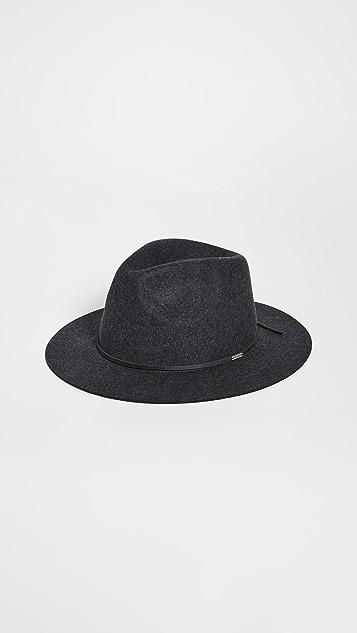 Brixton Wesley 费朵拉帽