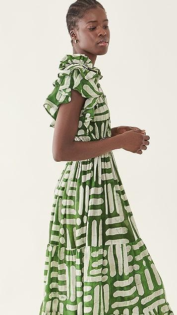 Busayo Adun Dress