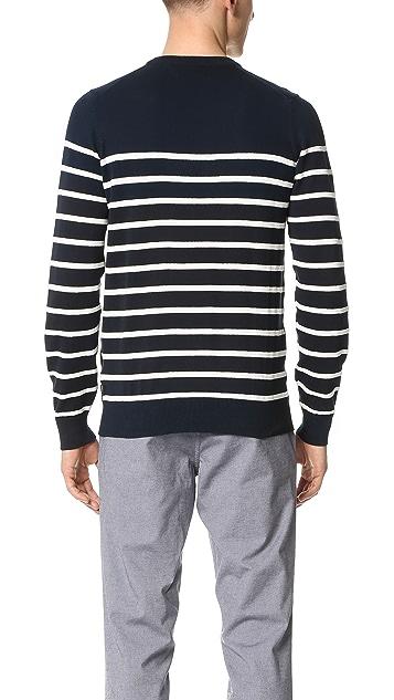Ben Sherman Striped Sweater