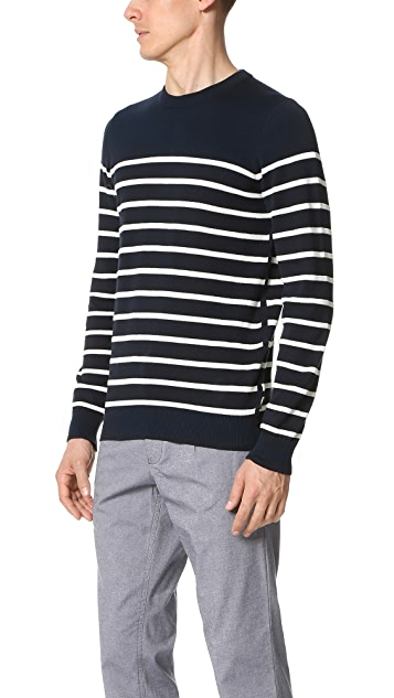 Ben Sherman Striped Sweater