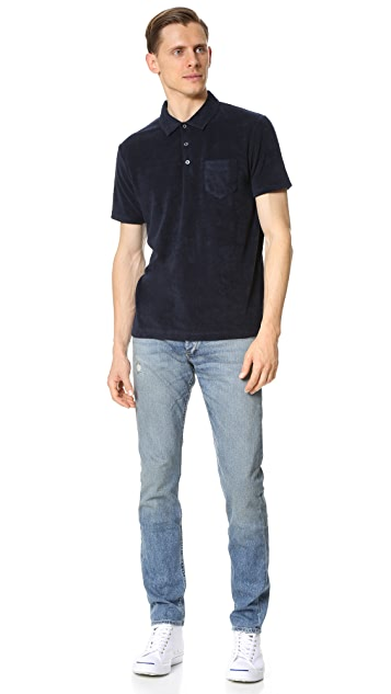 Ben Sherman Terry Polo