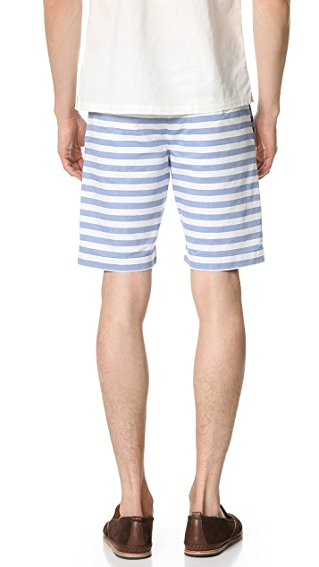 Ben Sherman Striped Shorts