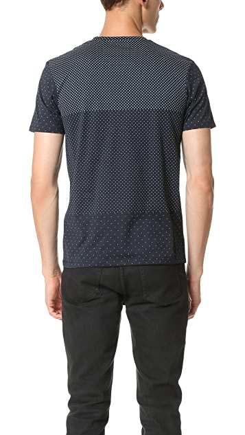 Ben Sherman Printed Pocket Tee