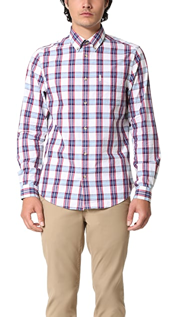 Ben Sherman Plaid Shirt