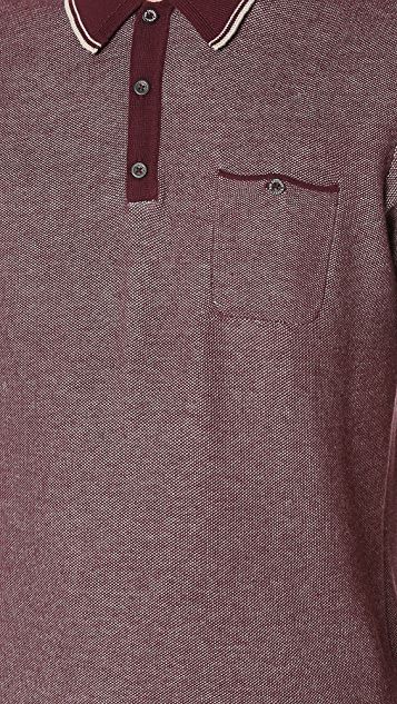 Ben Sherman Knit Polo