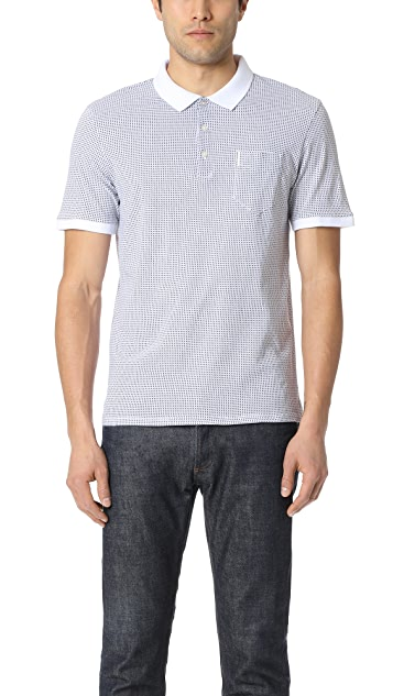 Ben Sherman Retro Polo Shirt