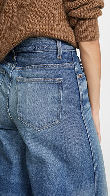 B Sides Claude High Jeans