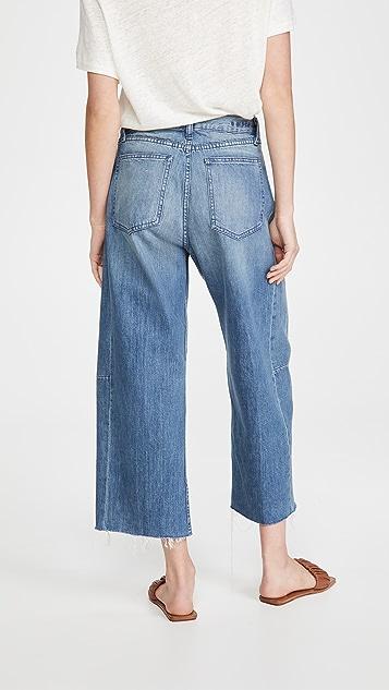B Sides Plein Lasso 牛仔裤