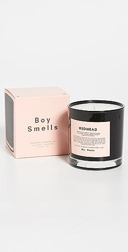 Boy Smells - Redhead Candle