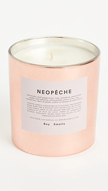 Boy Smells Neopeche Candle