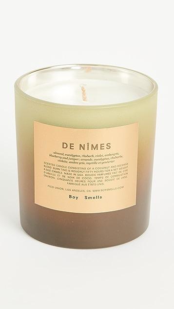Boy Smells De Nimes Candle
