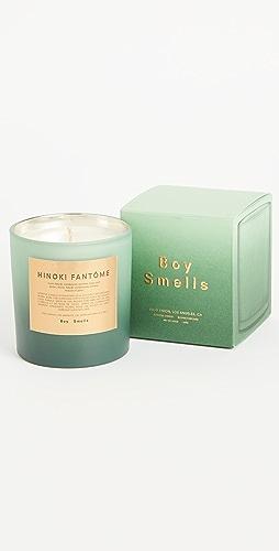 Boy Smells - Hinoki Fantome Candle