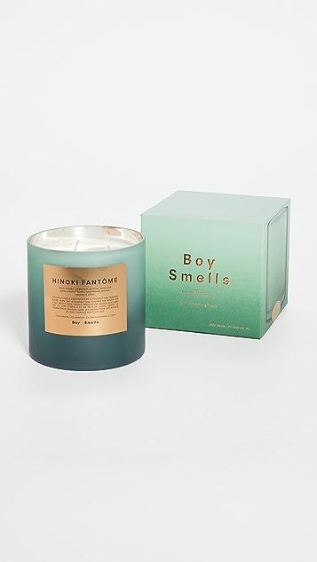 Boy Smells Hinoki Fantome Magnum Candle
