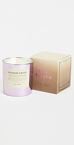 Boy Smells - Rhubarb Smoke Candle