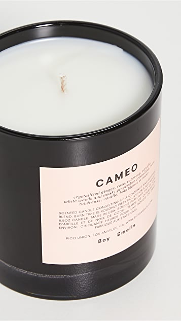 Boy Smells Cameo Candle