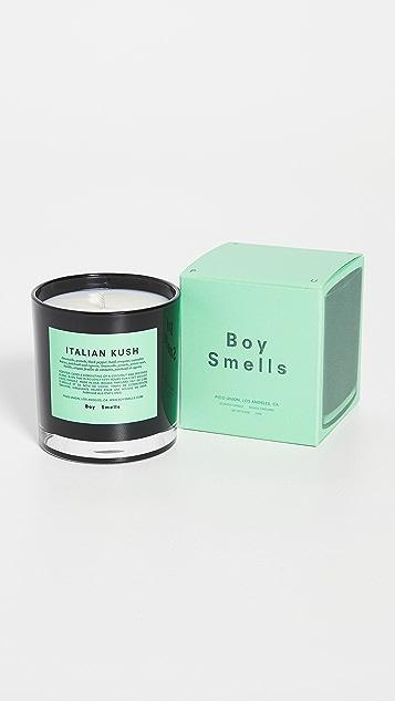 Boy Smells Italian Kush Candle