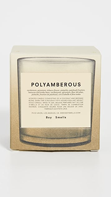 Boy Smells Polyamberous Hypernature Candle