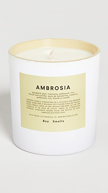 Boy Smells Pride Ambrosia Candle